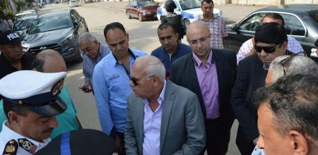 """محافظ بورسعيد: مركز تجمع لأتوبيسات عمال """"المنطقة الحرة"""" منعا للتكدس"""