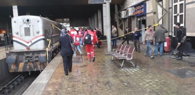 """""""الوطن"""" تمتنع عن نشر صور وفيديوهات ضحايا حريق محطة مصر مراعاة لمشاعر الأهالي"""