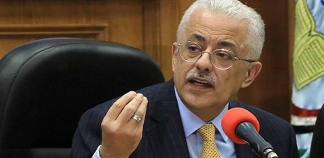 طارق شوقي يكشف سبب عدم اعتماد التابلت في امتحانات «أولى ثانوي»