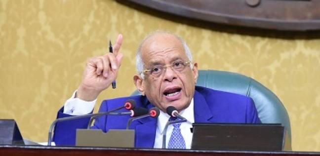 رئيس مجلس النواب يقدم واجب العزاء لأسرة رفعت داغر البرلماني الراحل