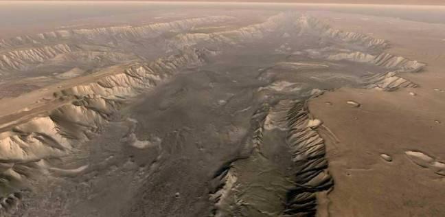دراسة بريطانية: صخور المريخ تحمل علامات للحياة منذ 4 مليارات سنة