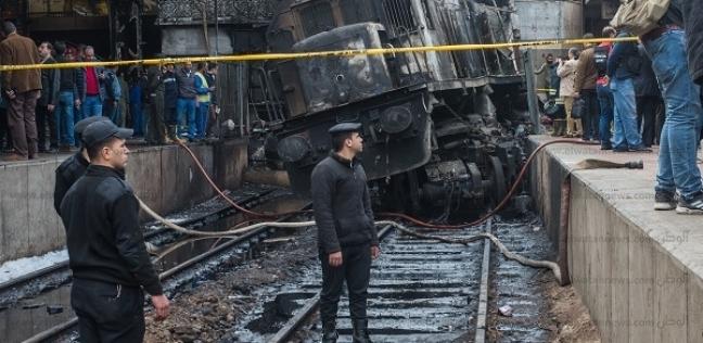 قضي الأمر.. الطب الشرعي: الإهمال وليس الإرهاب قتل 22 مصريا في حريق محطة مصر