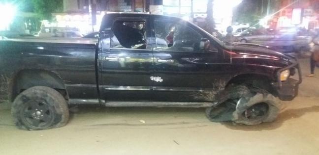 """تحقيقات النيابة بـ""""مشاجرة فيصل"""": شابان حطما سيارة مملوكة لصاحب معرض"""