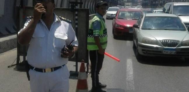 """""""العامة للمرور"""" تعلن عن إجراء إصلاحات بكوبري أكتوبر حتى صباح الغد"""