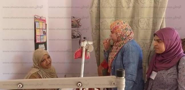 """""""مياه أسيوط"""": انتهاء مشكلة ضعف المياه بقربة عزبة عبد الباقي بالبداري"""