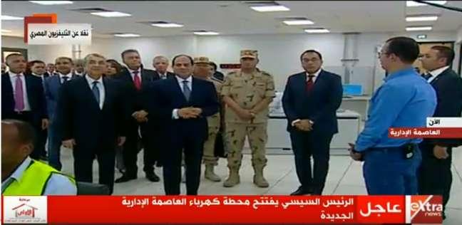 مهندس تشغيل محطة العاصمة الإدارية: نعمل بتنقية تتوفر في مصر لأول مرة