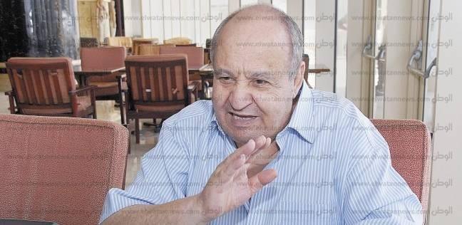 وحيد حامد: قدمت «عبدالناصر» فى المسلسل كإنسان.. ومن يريد أن يعبده كإله فهو حر