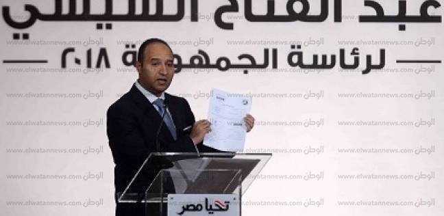 أبوشقة: الرئيس السيسي أمر بترشيد مصروفات الحملة الانتخابية
