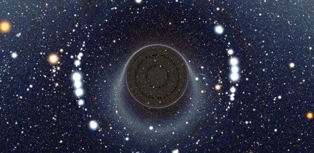 العثور على ثقب أسود هائل