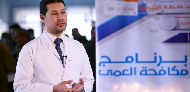 قائد الفريق الطبى: «ماشُفتش دعم حكومى لمبادرة خيرية زى هنا»