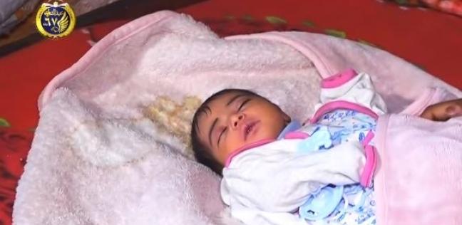 بالفيديو| تفاصيل اختطاف رضيعة من المستشفى عقب ولادتها
