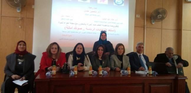 عضو المجلس القومي للمرأة: الأمة العربية تتعرض لمخطط صهيوني لتدميرها