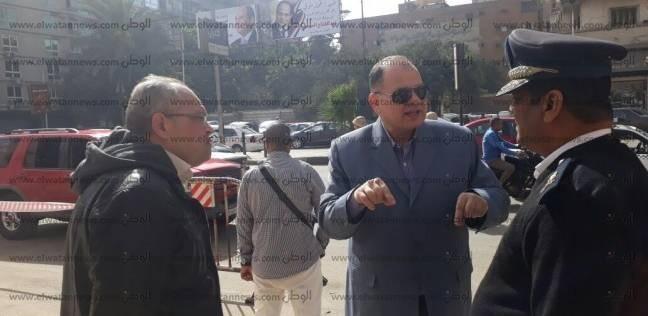 """""""مرور الجيزة"""": ضبط 7894 مخالفة مرورية في حملات مكبرة بالمحافظة"""