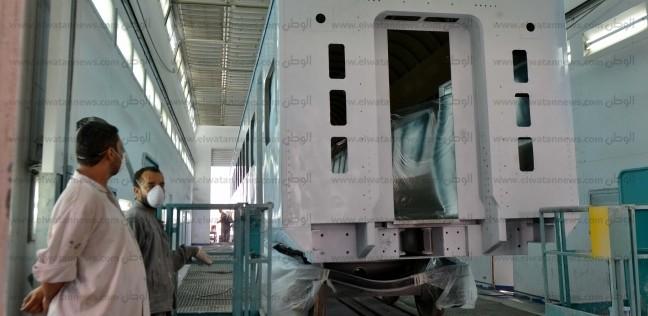 63 عاماً من صناعة القطارات.. دشنها «ناصر» وأنقذها «طنطاوى» ويطورها «السيسى»
