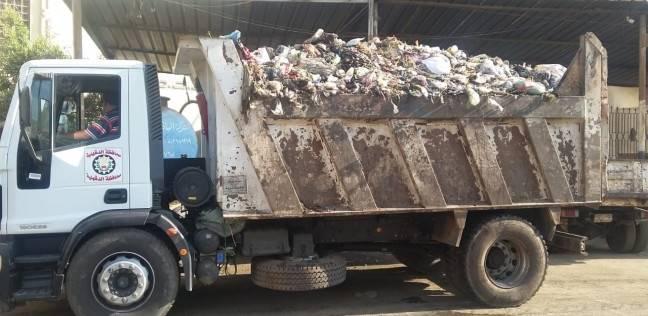 محافظ الدقهلية يشيد بجهود الوحدات المحلية في رفع القمامة