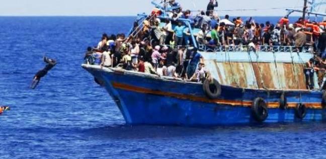 عاجل| غرق مركب هجرة غير شرعية على سواحل العلمين بمطروح