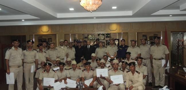 مديرية أمن المنيا تحصد المركز الأول بمسابقة تقييم النشاط التدريبي