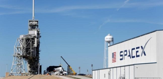 شركة «سبيس إكس» الأمريكية الخاصة العاملة على تصنيع الطيران والنقل الفضائي
