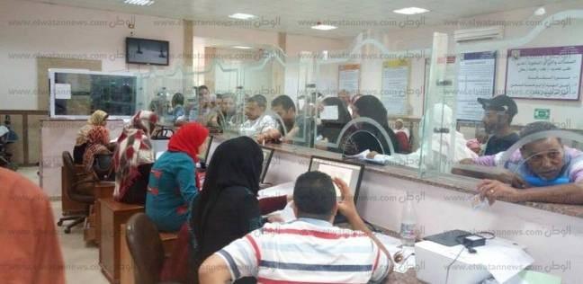 بالصور| تشغيل تجريبي لمركز خدمة المواطنين التكنولوجي بطور سيناء