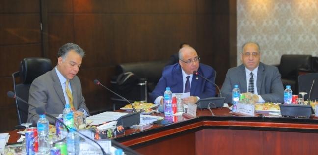بالصور| وزير النقل يترأس اجتماع الجمعية العامة العادية لشركة المترو