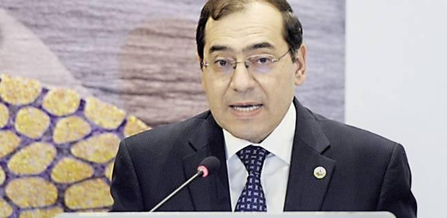 """وزير البترول يستقبل رئيس """"إينى"""" لبحث سبل تنمية الاستثمارات الإيطالية في مصر"""