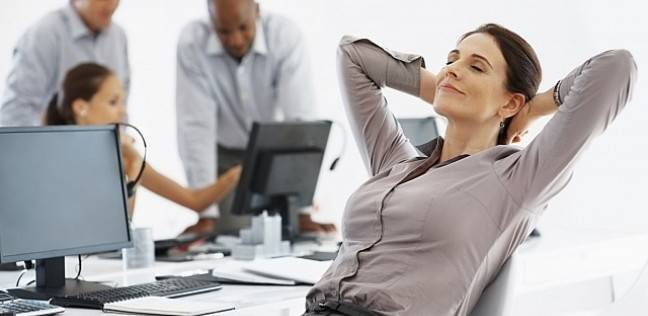 أساليب للتخلص من ضغط العمل
