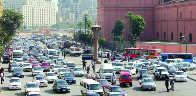 """""""المرور"""": إنهاء إصلاحات الكيلو 26 بطريق """"مصر - إسكندرية"""" الصحراوي"""