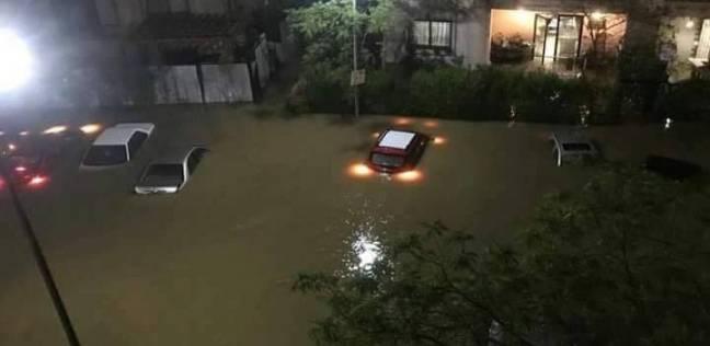 """""""الوزراء"""": صرف مليارات لتجهيز بنية تحتية بالقاهرة الجديدة للأمطار صعب"""