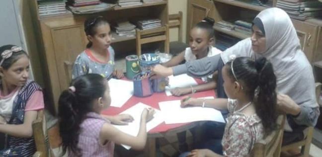 """تعليم مبادئ الرسم والاحتفال بعيد الفلاح في """"ثقافة أسوان"""""""