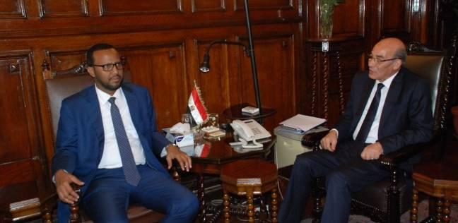 وزير الزراعة: القيادة السياسية في مصر حريصة على دعم الصومال