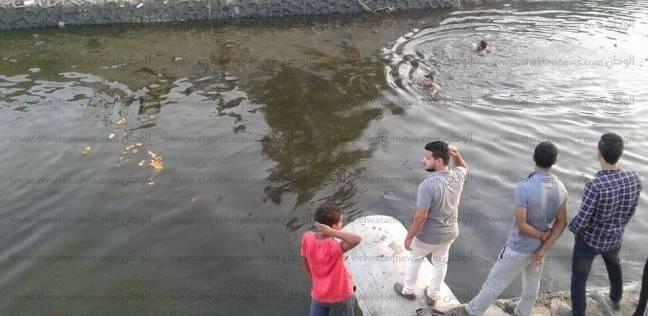 انتشال جثة طفل غرق في بيارة صرف زراعي بكفر الشيخ