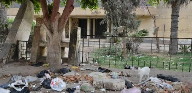 متحف «عرابى» مقلب قمامة كريه الرائحة بفعل الزمن والإهمال