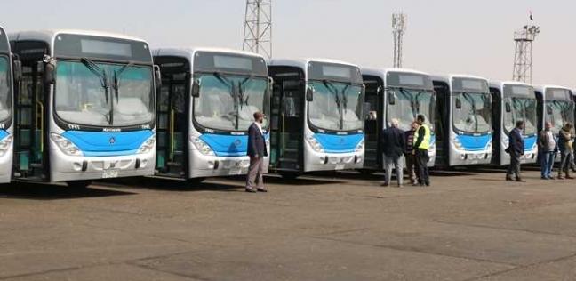 رئيس النقل العام: نشجع المواطنين على ترك سياراتهم وركوب الأتوبيسات