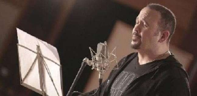 """هشام عباس في """"الوصية"""" مع أكرم حسني وأحمد أمين على """"CBC"""""""