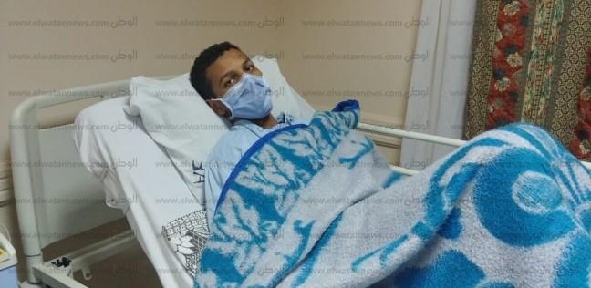 """""""الوطن"""" مع المتبرع بـ60% من كبده لصديقه في الإسكندرية: ضحيت بدون تردد"""