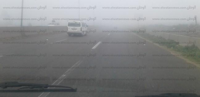 الأرصاد تحذر من الشبورة المائية صباح الغد.. والعظمى بالقاهرة 24 - مصر -