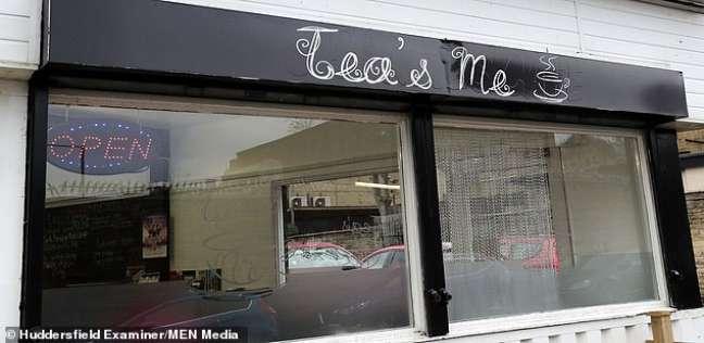 مطعم (Tea's Me) الإنجليزي