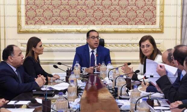 اجتماع المجموعة الاقتصادية في مجلس الوزراء اليوم