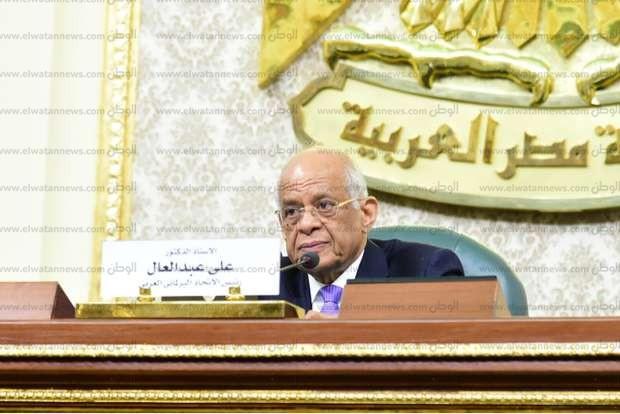 جلسة البرلمان العربي لمناقشة تداعيات قضية القدس