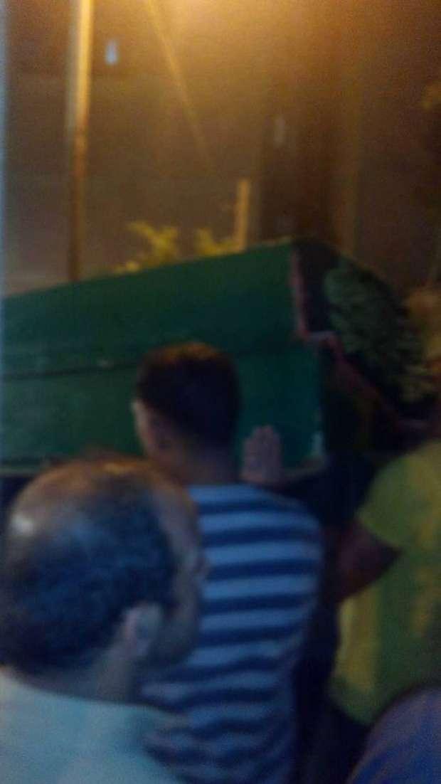 """تشييع جثمان 4 من ضحايا """"مجزرة الرحاب"""" بمسقط رأسهم في الشرقية"""