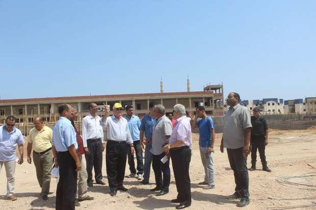 """""""فودة"""":افتتاح المرحلة الثالثة من المدينة الشبابية بشرم الشيخ في أكتوبر"""