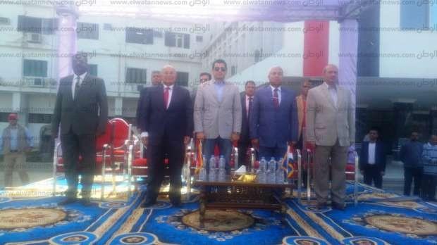 انطلاق سباق مصر الدولي الـ47 للدراجات بأسوان بمشاركة دولية
