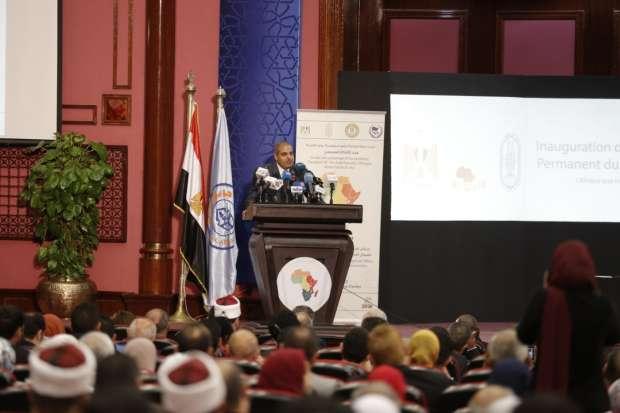 6 آلاف أفريقي داخل الأزهر.. «القارة السمراء في قلب مصر»