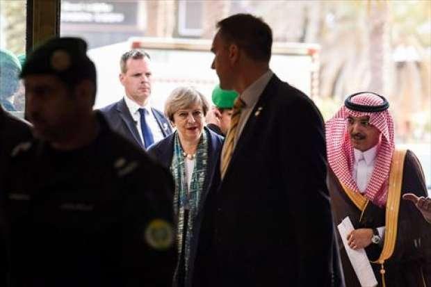 بالصور| بريطانيا تتطلع لمساعدة السعودية في إصلاح الاقتصاد والدفاع