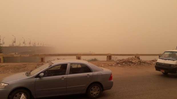 إعلان حالة الطوارئ في سوهاج بسبب سوء الأحوال الجوية