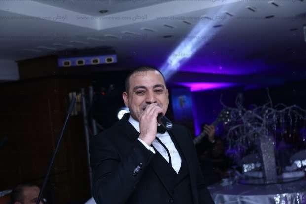 بالصور| محمد دياب يتألق في حفل رأس السنة بالإسكندرية