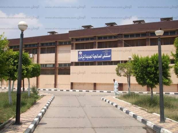 وكيل صحة الشرقية يرصد نقص في أجهزة التنفس الصناعي بمستشفى الصالحية المركزي