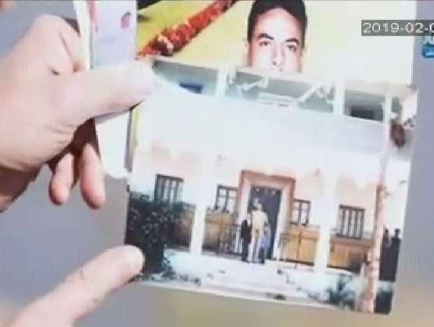 محمود سعد يعرض صورا حصرية لـعزت حنفي وعائلته بطل فيلم الجزيرة فن وثقافة الوطن