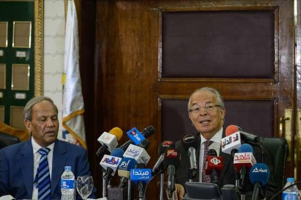 مؤتمر وزير التنمية المحلية