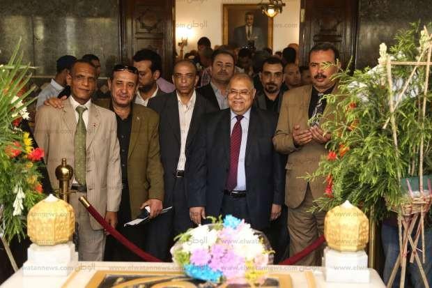 إحياء ذكرى «ثورة 23 يوليو» في ضريح الزعيم جمال عبد الناصر